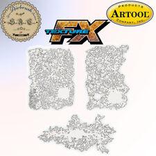 Artool Texture FX Mini Airbrush Schablonen Set FH TFX1 MS by Gerald Mendez
