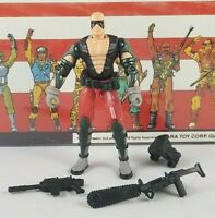 Original 2002 GI JOE ZARTAN V4 ARAH Complete UNBROKEN figure Two Pack