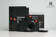 Brand New Leica D-Lux 7 Digital Camera - Black (19140)