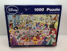 King 1000 Piece Disney Jigsaw Puzzle