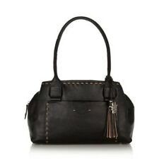 Bailey & Quinn Womens 'Hampton Court' Leather Shoulder Bag Black  - Box67 03 D