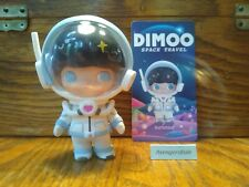 Pop Mart Dimoo Space Travel Mini Figure Astronaut