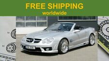 Mercedes Benz SL R230 Adjustable Lowering Kit Links Air Suspension from GERMANY