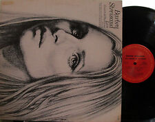 Barbra Streisand - Live Concert at the Forum  (Columbia) ('72) (with poster)