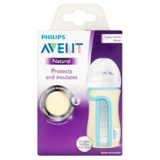 Philips Avent Natural Protects & Insulates 1 Glass Bottle Sleeve for 8 Oz Bottle