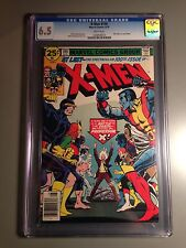 X-MEN #100 CGC 6.5 WHITE PAGES Classic Xmen Vs New Xmen!