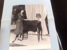 MICHÈLE MERCIER  - Photo de presse originale 27x21cm