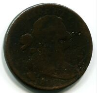 1802 1C 1/000 Draped Bust Large Cent
