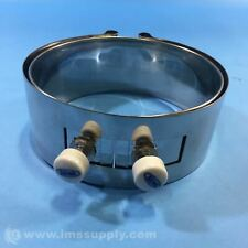 Seiwa Electric 1Ck-218 200V 700/w 120x51 Band Heater Fnip