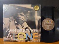 John Lee Hooker - Alone (Volume 2) Delta Blues Guitar Vinyl LP NM!