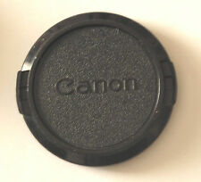 Canon C-52mm Snap-on Plastic Lens Cap Japan C066 Used