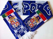 PORTO Football Scarve NEW from Superior Acrylic Yarns