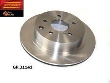 Disc Brake Rotor-Standard Brake Rotor Rear Best Brake GP31141