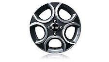 """Genuine Kia Picanto 2011 Onwards 15"""" Alloy Wheel Style D - 1YF40AC250"""