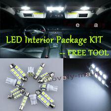 LED Interior Package Kit Bulb Xenon White 11pc Map For 2002-2016 Dodge Ram RU