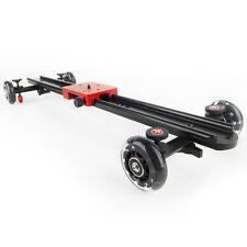 """Koolertron 60CM / 23.6"""" Video Camera Slide Rail Dolly Track Stabiliser for DSLR"""