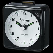 """Hama 4047443300645 Sveglia da Viaggio """"a50"""" Nero"""