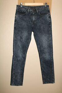 """LEVI'S 511 Mens 32""""W 32""""L acid-wash Jeans/Pants Combine ship Discount"""