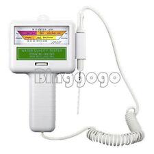 Elektronischer Wassertester Wassertest Messgerät Pool Chlor pH Wert Test
