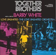 Barry White & Love Unlimited - Together Brothers 24Bit Remastered CD Bonus Track