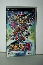 SUPER ROBOT TAISE A PORTABLE GIOCO USATO OTTIMO STATO SONY PSP ED JAPAN 37948