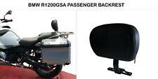 BMW R1200GSA Passenger Backrest Kit 2014-Current ADVENTURE ONLY