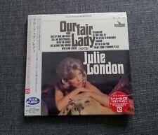 Julie London Our Fair Lady JAPAN MINI LP CD SEALED