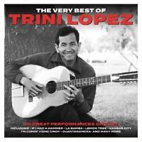 TRINI LOPEZ - VERY BEST OF  2 CD NEW!
