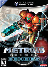 Metroid Prime 2 Echoes NINTENDO GameCube Video Game