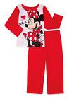 MINNIE MOUSE Basic Fleece Pajamas Sleepwear Set NWT Toddler's Sz. 2T 3T 4T or 5T