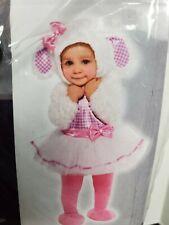 Amscan Infant Sized Little Lamb Costume 0-6 Months