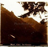 Francia Mont-Dore Ca 1910, Foto Stereo Vintage Placca Lente VR4L6