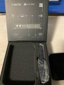 Wetek OpenElec IPTV Box: Kodi MediaCenter  IPTV OPENELEC Schwarz, w. neu