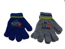 1 paire de gant - PJMASKS - taille unique - 2 coloris.