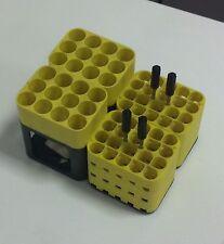 4 x Hettich Zentrifuge LS-rack Insert Röhrchenhalter, Adapter Labor Hämatologie