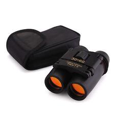 30X60 Zoom  rot- Membranes tragbaren Tag Nachtsichtfernglas Fernrohr Feldstecher