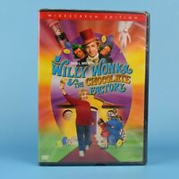 Willy Wonka & The Chocolate Factory - Widescreen Edition DVD - 1971 - Bilingual