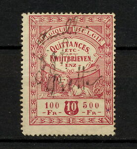 (YYAO 560) Belgium OLD Revenue Fiscal Tax