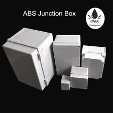 IP65 Waterproof Weatherproof Junction Box Plastic Electric Enclosure Case AU