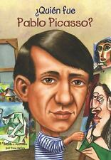 Quien Fue Pablo Picasso? (who Was...?): By True Kelley