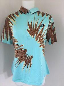 Jamie Sadock Golf Polo shirt Kapalua Hawaii women's sizes medium