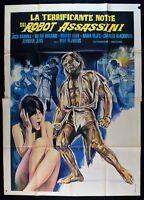 M238 Manifesto 4F Die Terrifying Nacht Der Robot - Assassins Randall Rejnolds