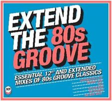 Extend the 80s Groove - New Triple CD Album - Pre Order  - 20th April