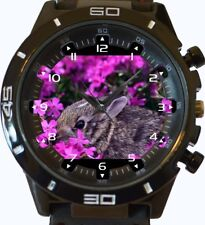 Baby Eastern Cottontail Rabbit New Gt Series Sports Unisex Watch