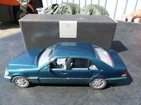 Schabak Mercedes Benz 600 SEL V12 W140 Ovp. Grün Metallic - 1:24