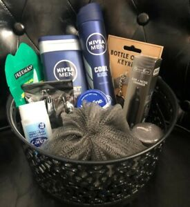 MENS FATHER'S DAY/ BDAY HAMPER GIFT SET.