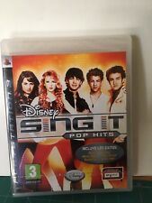 Disney Sing It: Pop Hits - Playstation 3 NUEVO VER FOTO