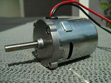 bulliger DC Motor 12 V, nutzbar von 6 - 15 V, solide und vielseitig einsetzbar