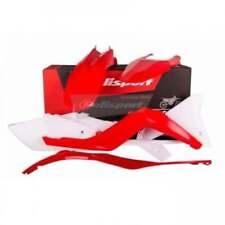 Recambios Polisport color principal rojo para motos GAS GAS