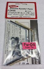Kyosho Superten FW04 Rear Sway bars Stabilizer Set form cross